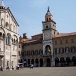 Modena, Palazzo Comunale e Duomo