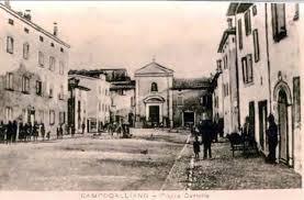 Vecchia piazza castello