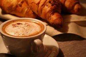 Colazione con cappuccino, Albergo La Gentile
