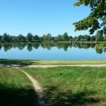 Parco fluviale casse d'espansione del fiume Secchia